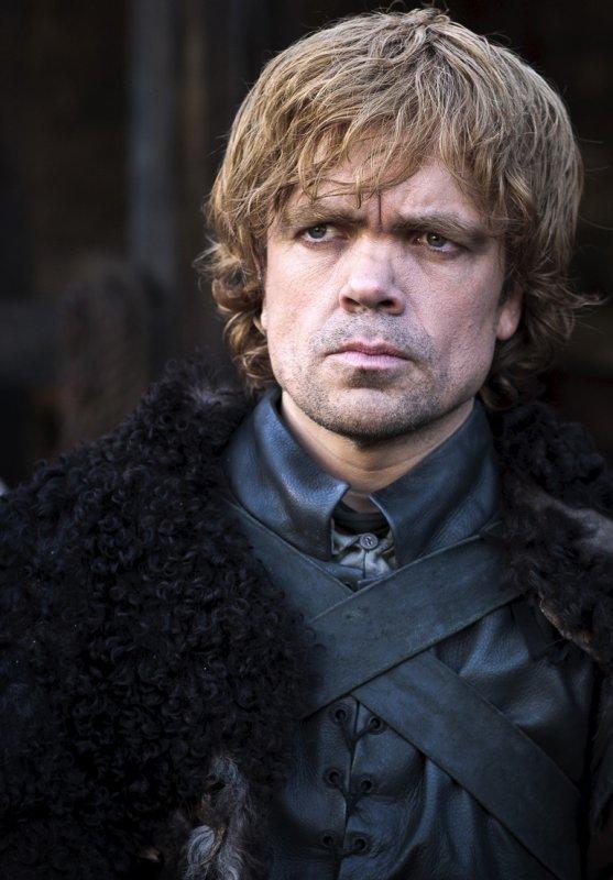 Tyrion Lannister dit « le Gnome » - nain intelligent et cynique, puis grand argentier des Sept Couronnes, frère de la reine Cersei et de Jaime