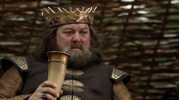 Robert Baratheon - roi des Sept Couronnes
