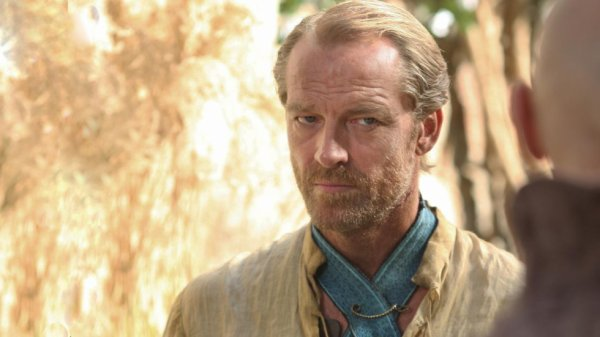 Jorah Mormont - chevalier en exil, fils de Jeor Mormont et membre de la Garde Régine de Daenerys Targaryen
