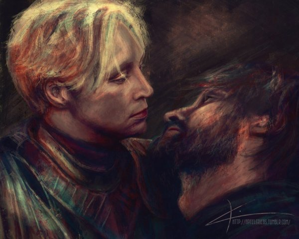 Brienne of Tarth et jaine lanister