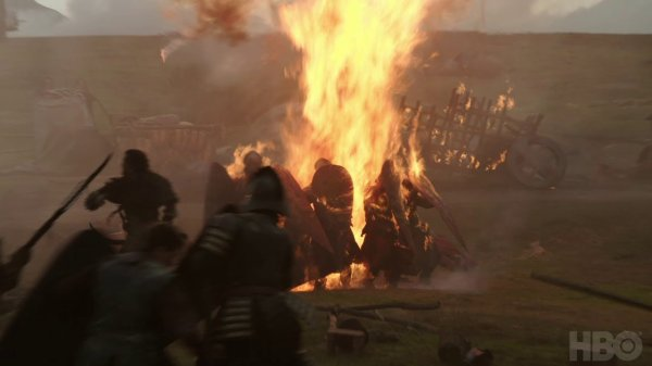 """Résumer épisode 4 saison 7    """" Les Butins de Guerre """""""