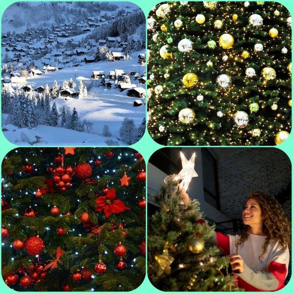 Nous restons dans les préparations de Noël  - Bisous et une excellente semaine