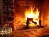 Un bon feu de bois pour saluer l'automne……bon mercredi ……bisous de Claudie