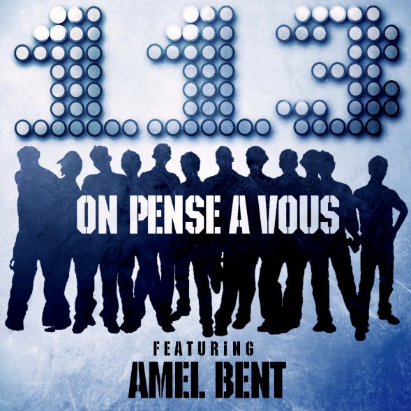 On pense à vous feat. Amel Bent
