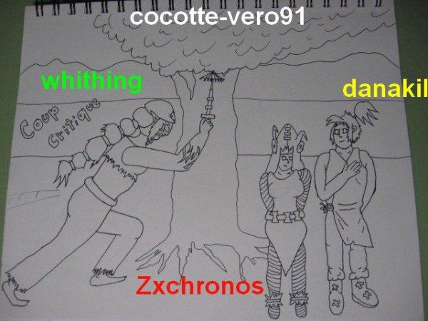 Danakil et sa nouvelle Pano ! +( Bonus Dessin)