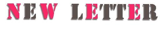 La New Letter ;D