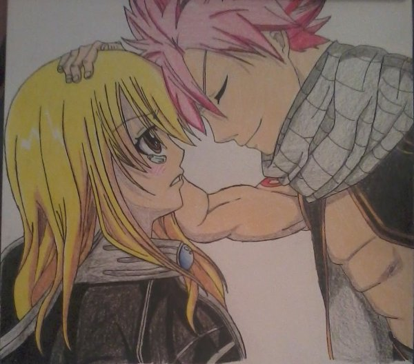 • Lucy et Natsu - Fairy Tail •