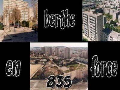 BERTHE 835 criimiinelle