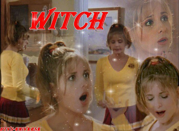 sortilèges (witch)