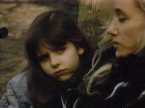 Sarah et sa maman