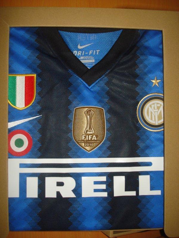 Inter Milan 10-11
