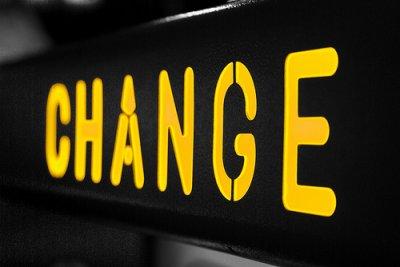 Le Changement ...