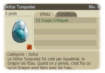 Dofus turquoise / korriandre / Up up up !