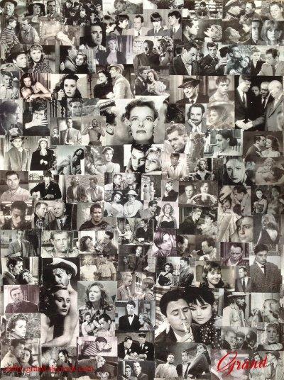 Idee recup'   Collage d'image de magazine télé