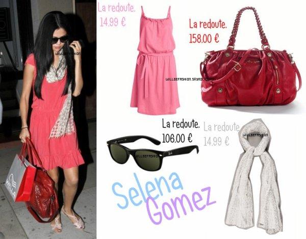 Habille Toi Comme ... Selena Gomez
