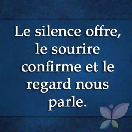- 1504 - LE SILENCE
