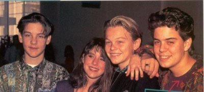 Pour commencer... Une biogarphie de Monsieur Leonardo DiCaprio