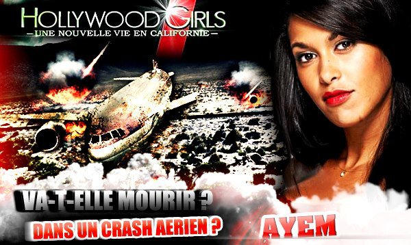 Hollywood girls 2 ! Demain à 17h45 .