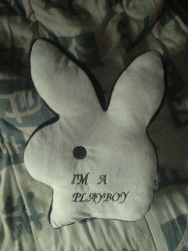 peluche play boy
