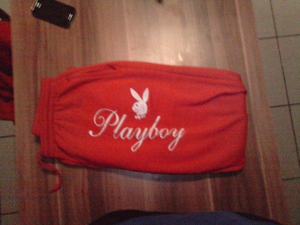 pantalon play boy