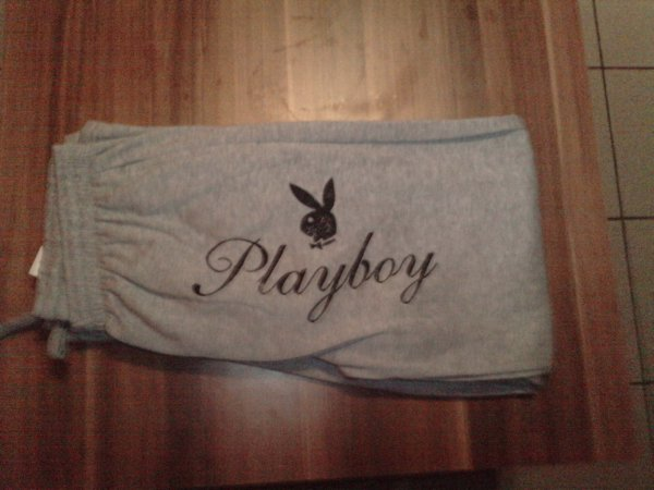 pantalon play boy