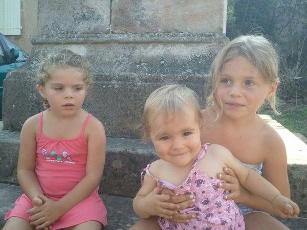 3 petites princesses