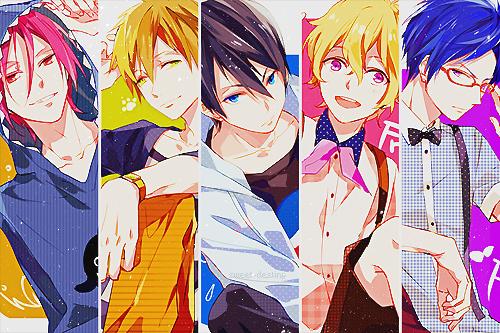 Free!♥ ★
