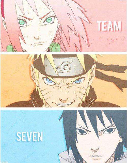 L'équipe 7 ou la perfection.