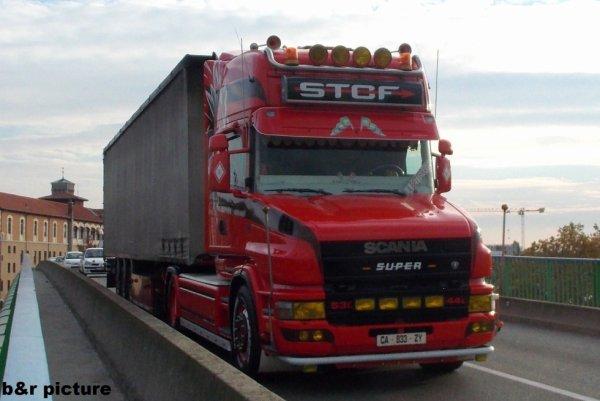 transport stcf , france
