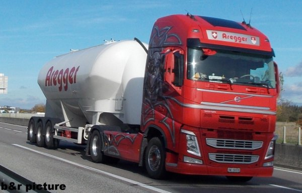 aregger transporte , suisse