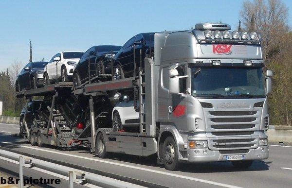transport ksk , france