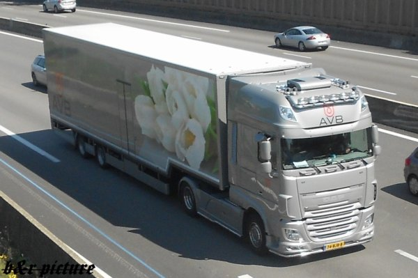 avb transport , hollande