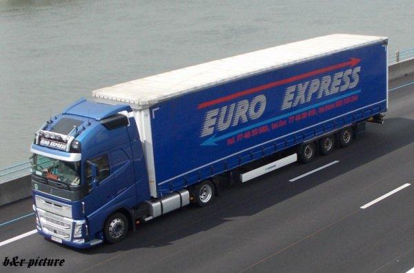 euro express , pologne