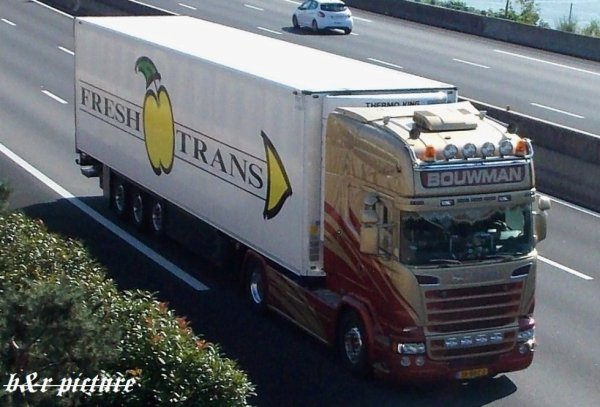 bouwman transport , hollande