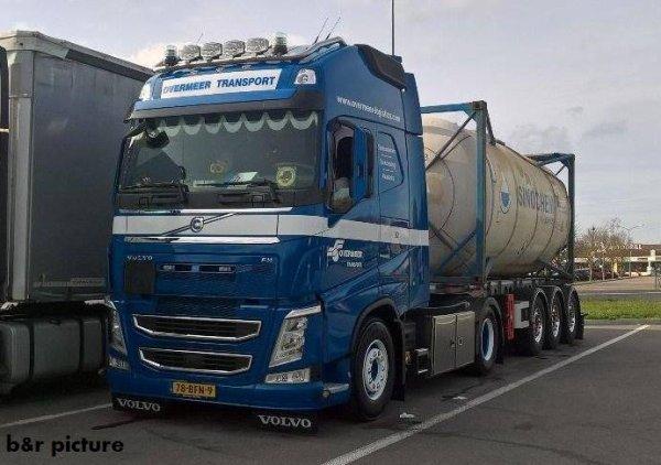 overmeer  transport , hollande