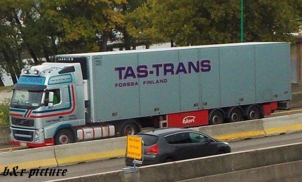 tas- trans , finlande