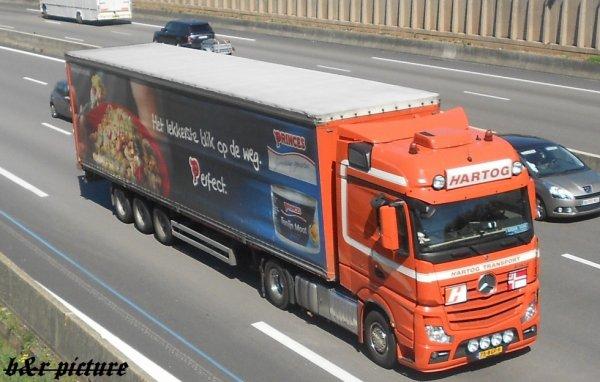 hartog transport , hollande