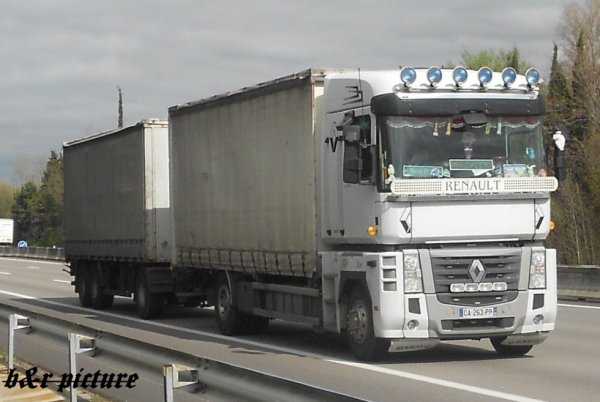transport stal , france