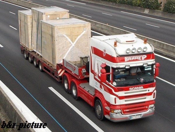 brame transport , france