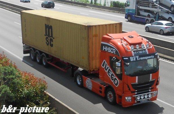 bft transport , france
