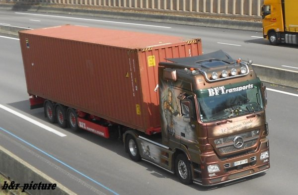 bft transport , france