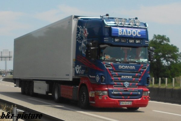 baboc transport , roumanie