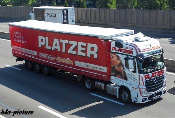 platzer transporte , autriche