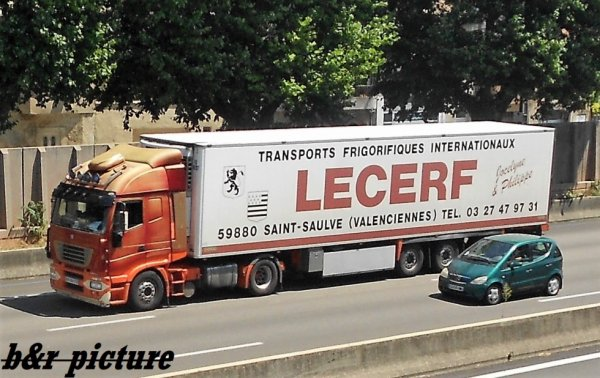 transport lecerf , france
