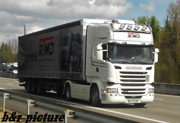 transport rtmd , france