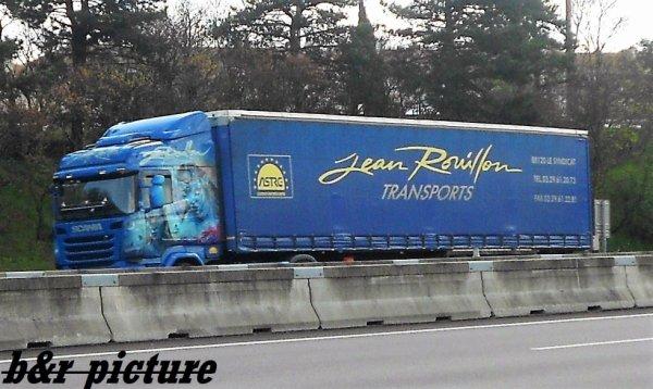 transport jean rouillon , france