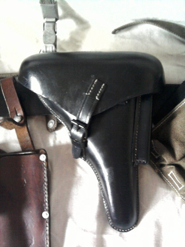 holster luger p08