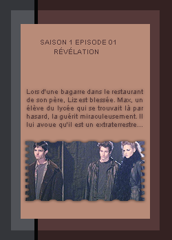 # DeliciousRoswell ___________ Article Episode 1x01 -------------------- Création / Décoration / inspiration