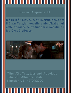 # DeliciousRoswell ___________ Article Episode 1x18  -------------------- Création / Décoration / inspiration