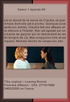 # DeliciousRoswell ___________ Article Episode 1x04 -------------------- Création / Décoration / inspiration